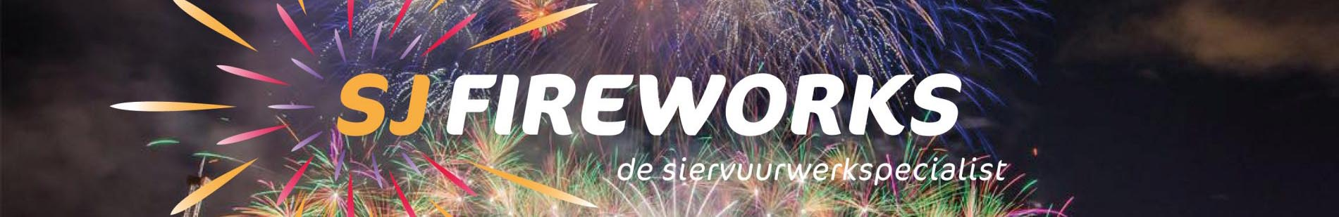 SJ Fireworks siervuurwerk